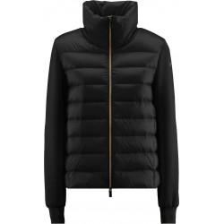 RRD WINTER FLEECE DUCK K LADY  W20633 giacca donna  nera senza cappuccio