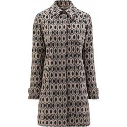 RRD THERMO DECO' COAT LADY W20544 cappotto donna nero rosa grigio neoprene