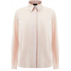 RRD SHIRT OXFORD PLAIN LADY W20761 camicia donna rosa elasticizzata traspirante